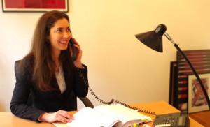Rechtsanwältin Corinna Mnich - Kanzlei Kuletzki in Berlin