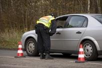 Polizeikontrolle - beim Fahren angehalten. Fachanwalt bei Fahrverbot in Berlin.
